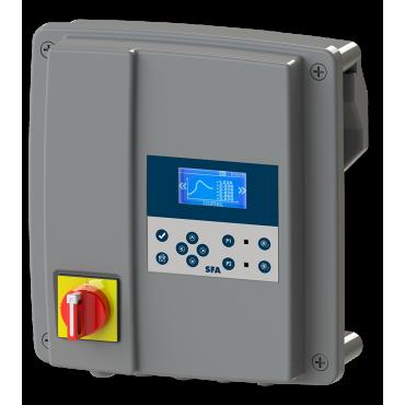 estação elevatoria SANIFOS 1300 - smart control